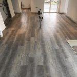 kitchen island flooring