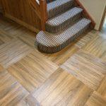 Hall flooring LVT