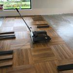 LVT pattern wood effect