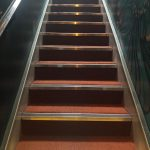 restaurant stairs safety nosings