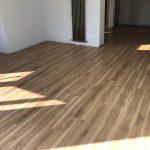 Hard wearing kitchen floor